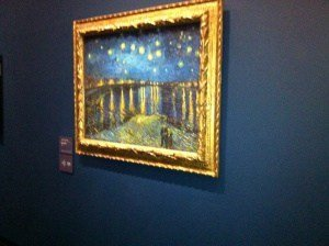 Starry Night – Orsay Museum