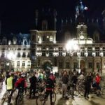 Paris free biking tour